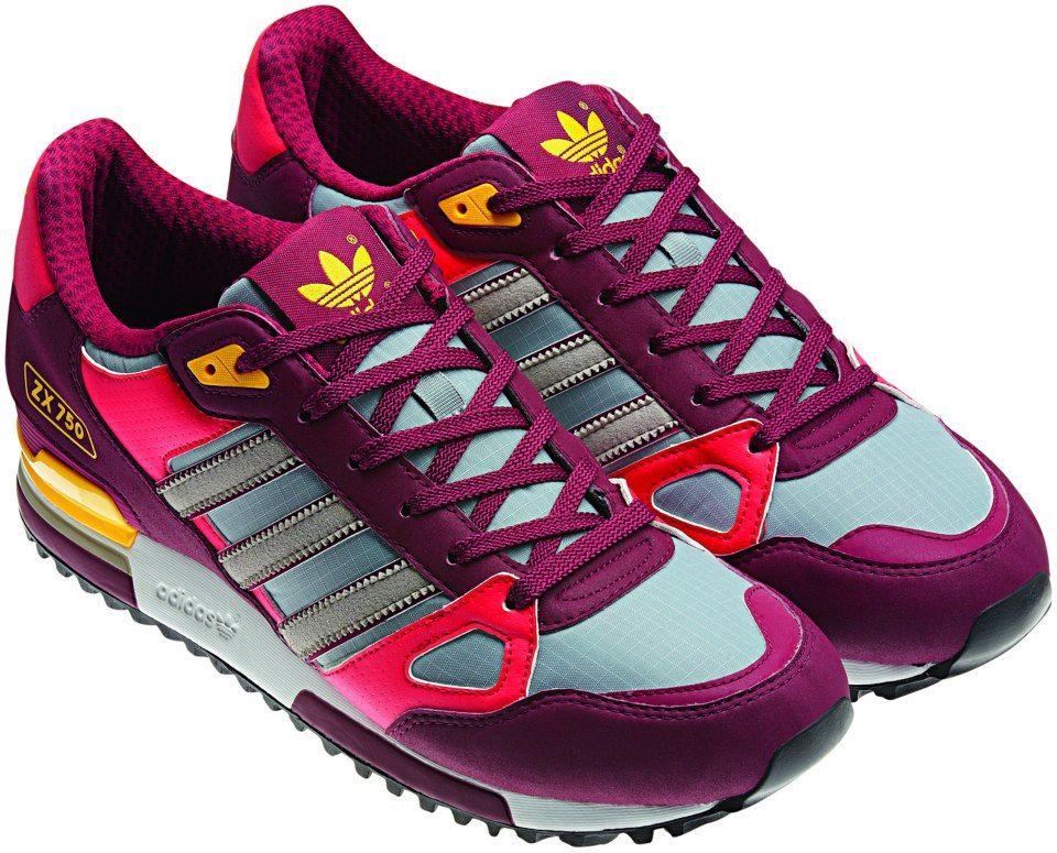¡El adidas zx 750 zapatos!Pinterest adidas zx, Adidas y calzado