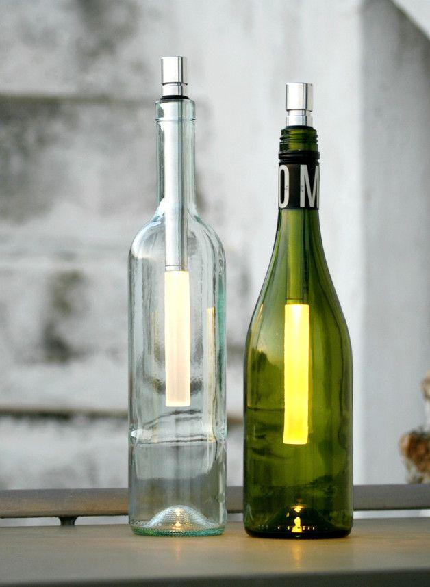 Led Flaschen Beleuchtung | Bottle Light Flaschenlampe Flaschenlampe Weinflaschen Und Led