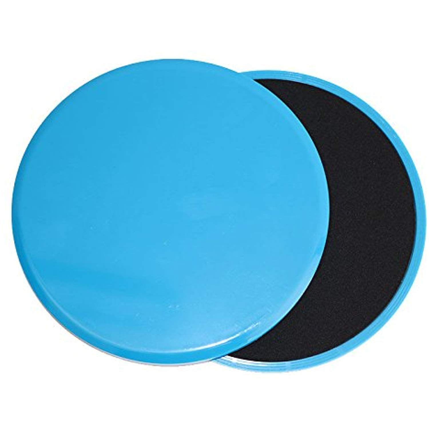 Gliding Discs Slider Fitness Disc Exercise Sliding Plate For Yoga Gym Abdominal Core Training Exercise Equipment Sports & Entertainment