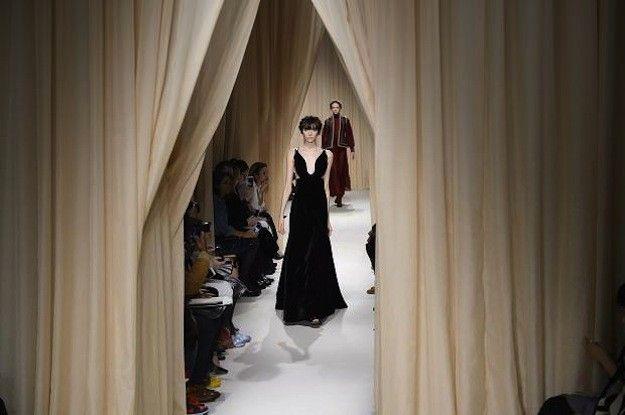 Alta costura PV 2015:  Valentino, Jean Paul Gaultier, Viktor