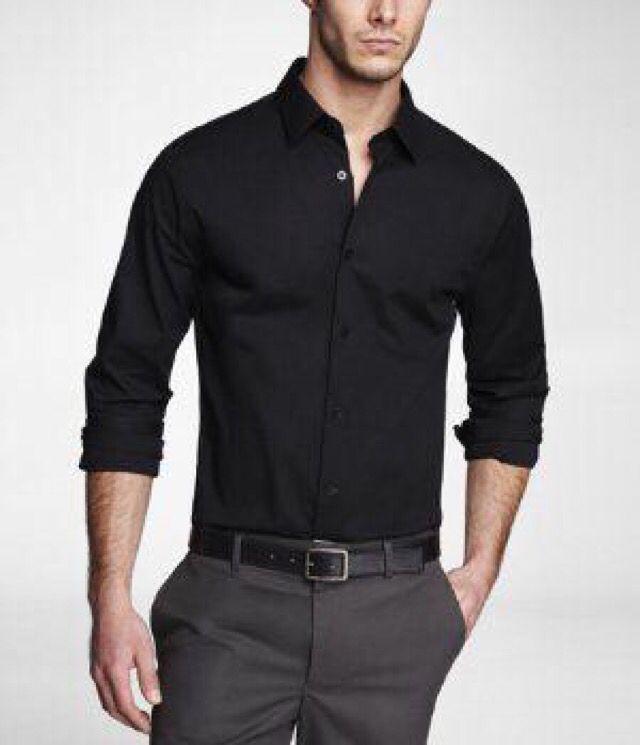 Camisa Pantalon Vestir Ropa De Hombre Casual Elegante Estilo De Ropa Hombre Estilo Masculino Casual Oficina