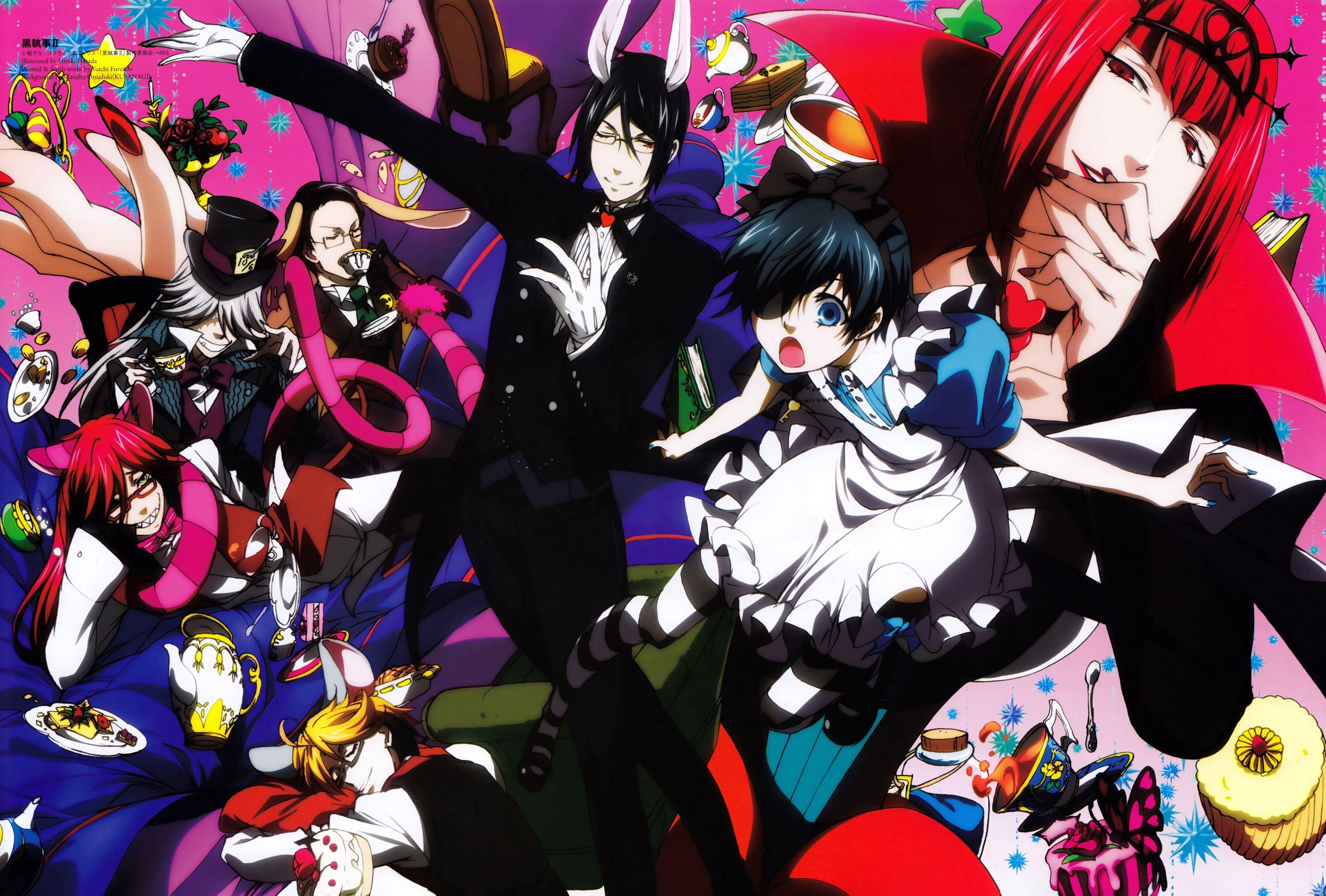 Ciel in Wonderland!!! Anime, Fotos, Looks