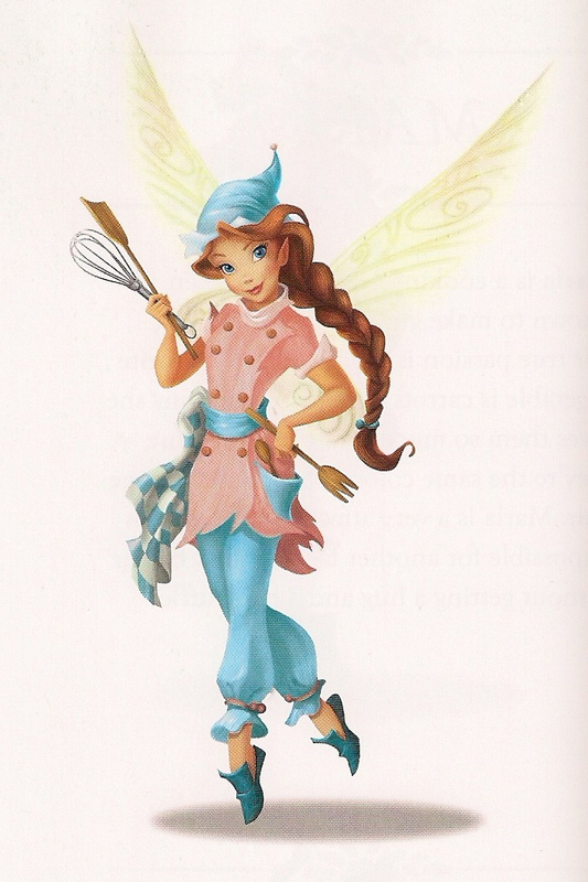 Pixie Hollow Cast - DINAH | The fairies of Pixie Hollow ...