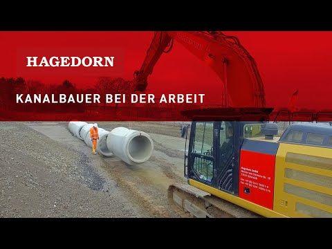 Gewerbepark Duisburg I Kanalbau - YouTube