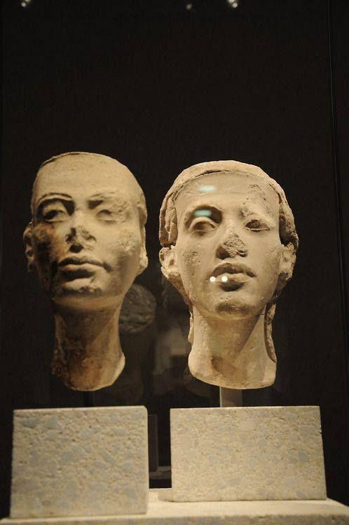 Image result for nefertiti and akhenaten