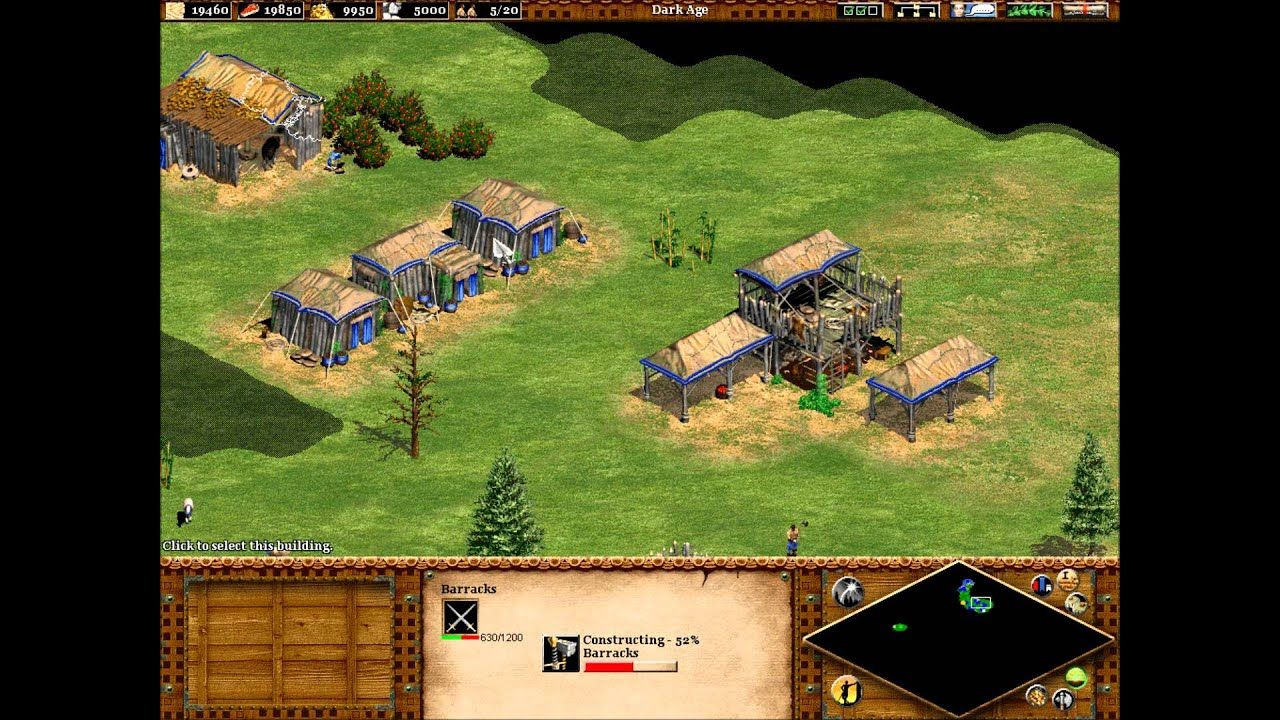 Age Of Empires Ii The Age Of Kings For The Pc Part 01 08