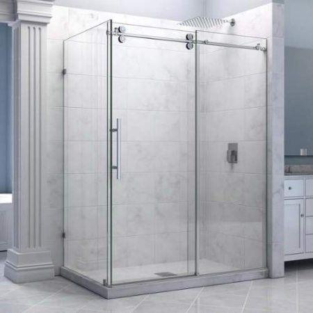 Basco A0054 60xp Shower Doors Frameless Sliding Shower Doors Framed Shower Door