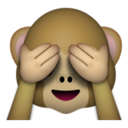 See No Evil Monkey Emoji U 1f648 Monkey Emoji Emoji Cool Emoji