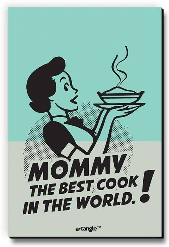 Seven rays mommy the best cook in the world fridge magnet flipkart seven rays mommy the best cook in the world fridge magnet gumiabroncs Image collections