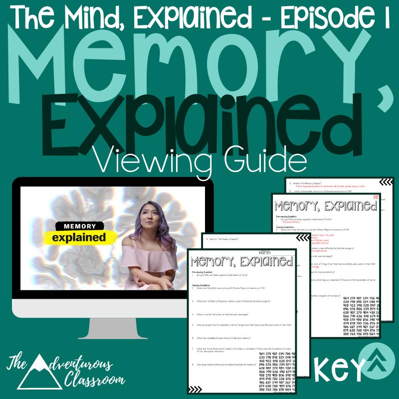 Memory Explained School Psychology Memories Psychology