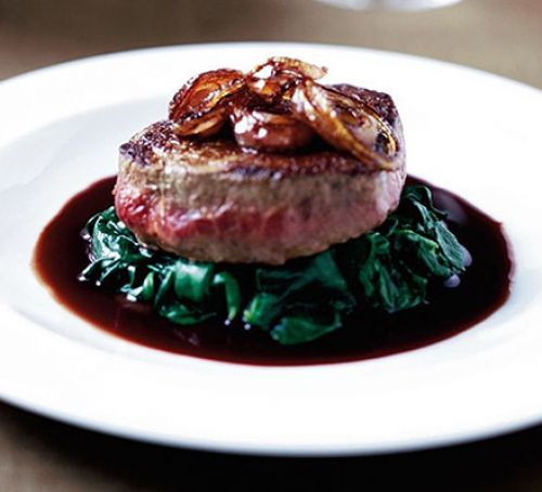Image result for good food try it pinterest wine sauce red this classic french sauce from gordon ramsay is just perfect with a rib eye steak from bbc good food forumfinder Choice Image