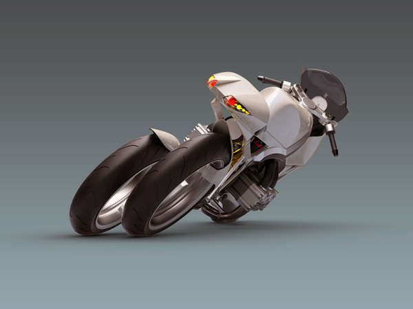 30 motocicletas futuristas