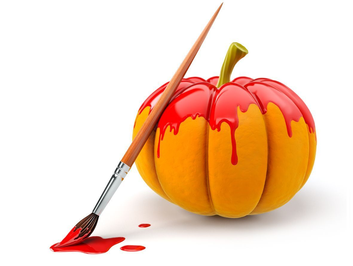 9 Easy Pumpkin Painting Ideas for Fall #pumpkinpaintingideasforkids Carving pump…
