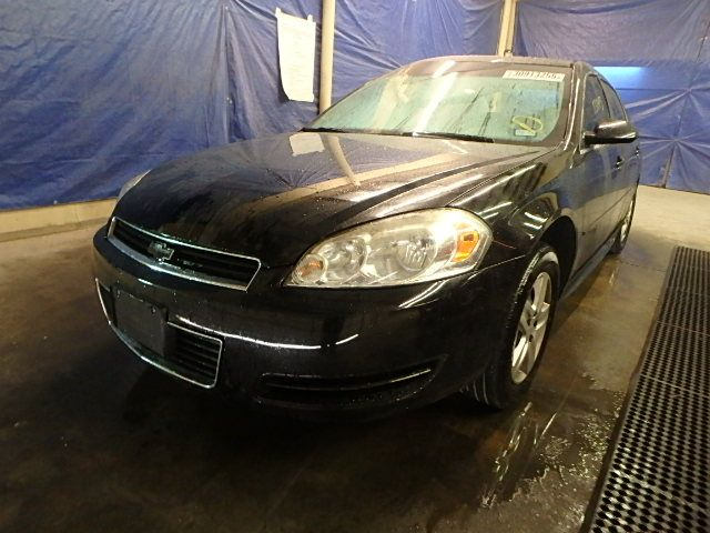 Salvagecar 2010 Chevrolet Impala Ls 3 5l 6 For Sale At