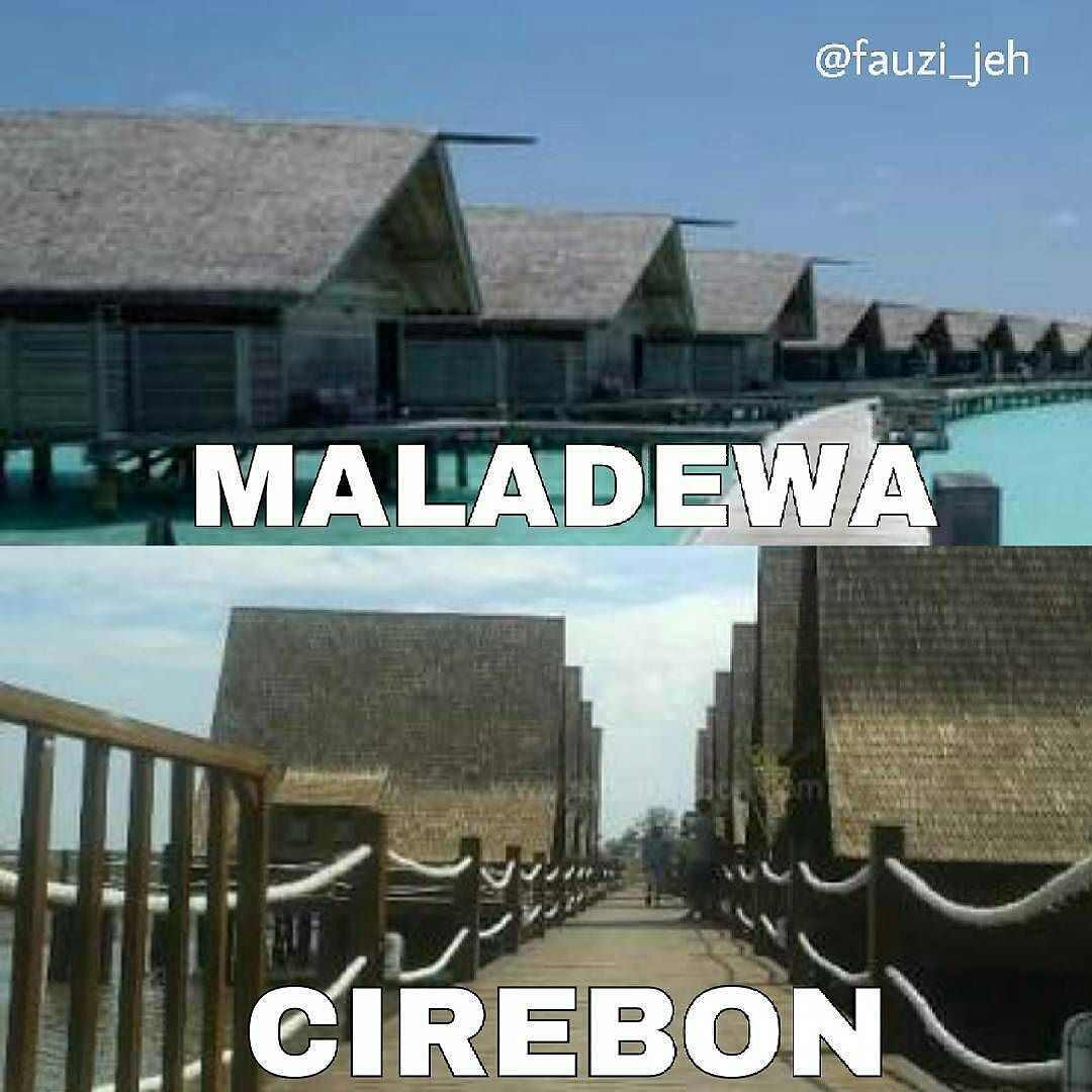 Regrann From Fauzi_jeh Ayo Ke Cirebon Daripada Jauh Jauh Berwisata