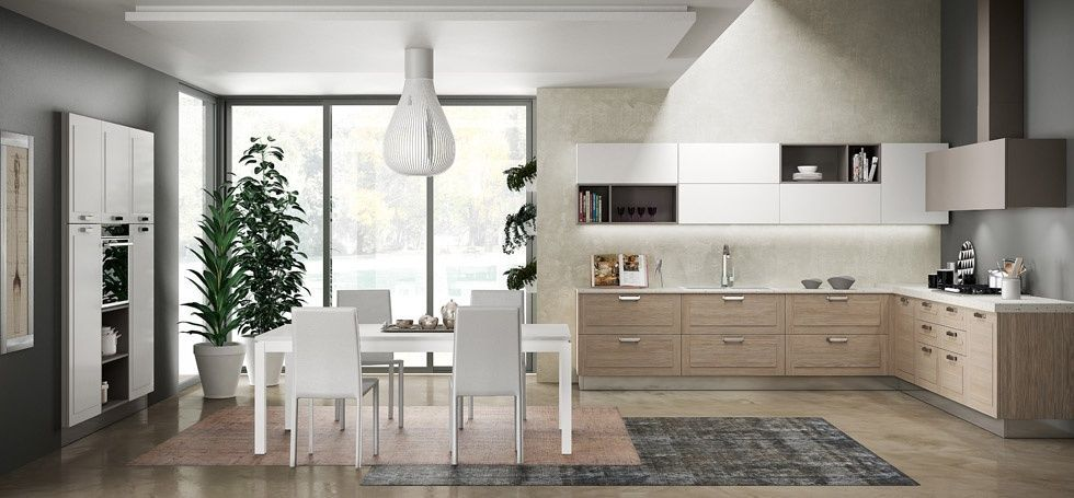 Berloni kitchens - B50   Architecture   Kitchens and dining rooms ...