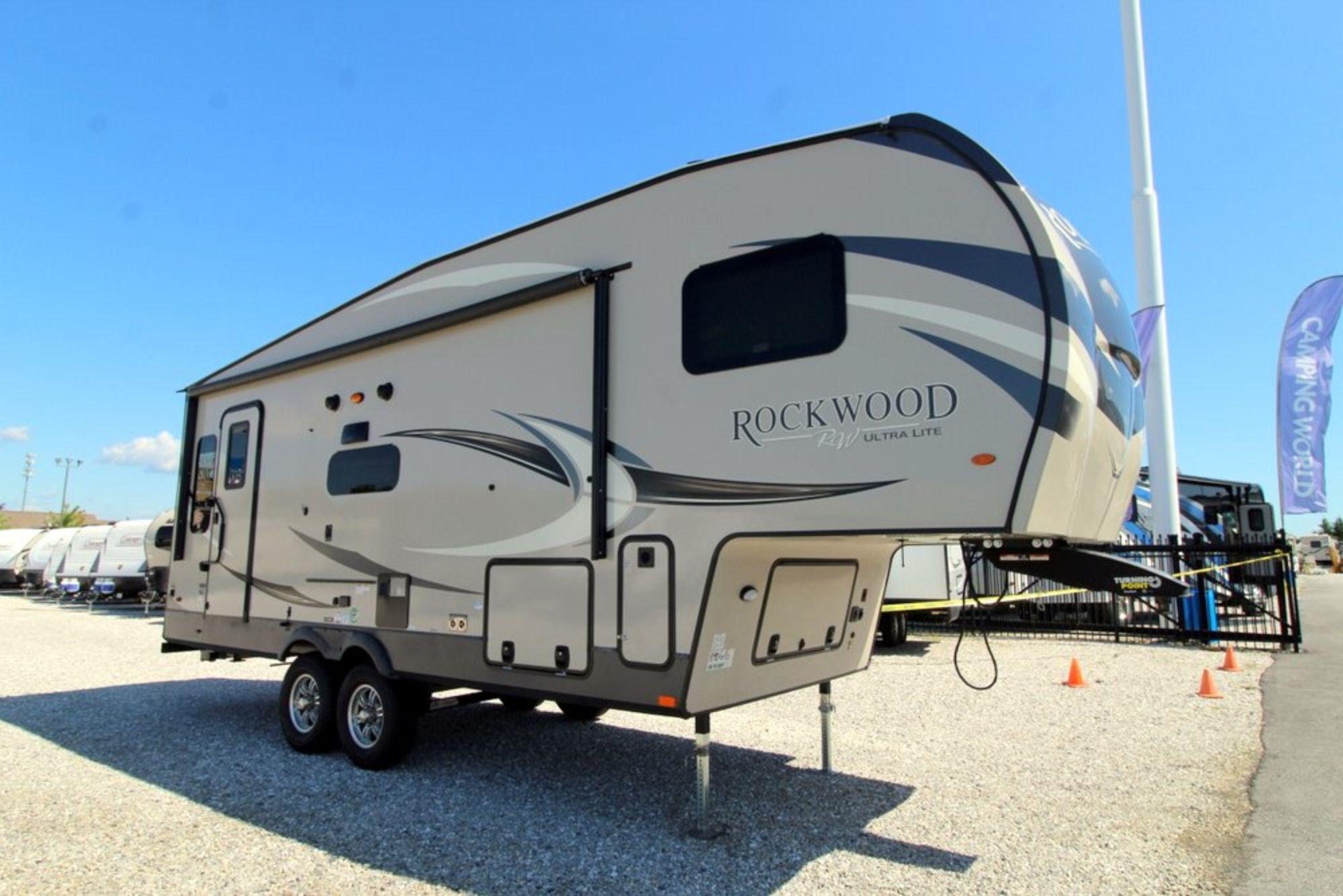 2020 Forest River Rockwood Ultra Lite 2441ws For Sale In Hanover