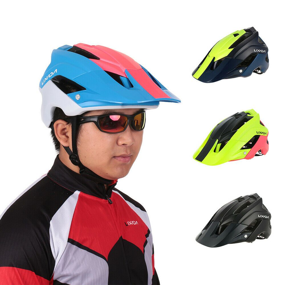 Details About Adult Adjustable Unisex Bicycle Helmet Bike Cycling