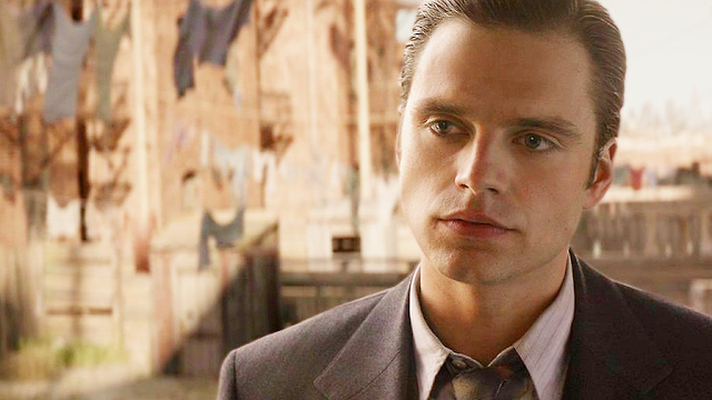 Kiss My Wonder Woman: What If: Bucky Barnes from 'Captain America
