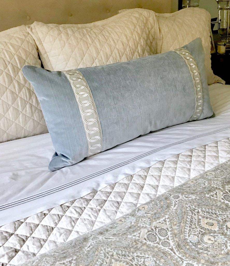 Eight Steps to Refresh Your Bedroom-Before and After - Classic Casual Home