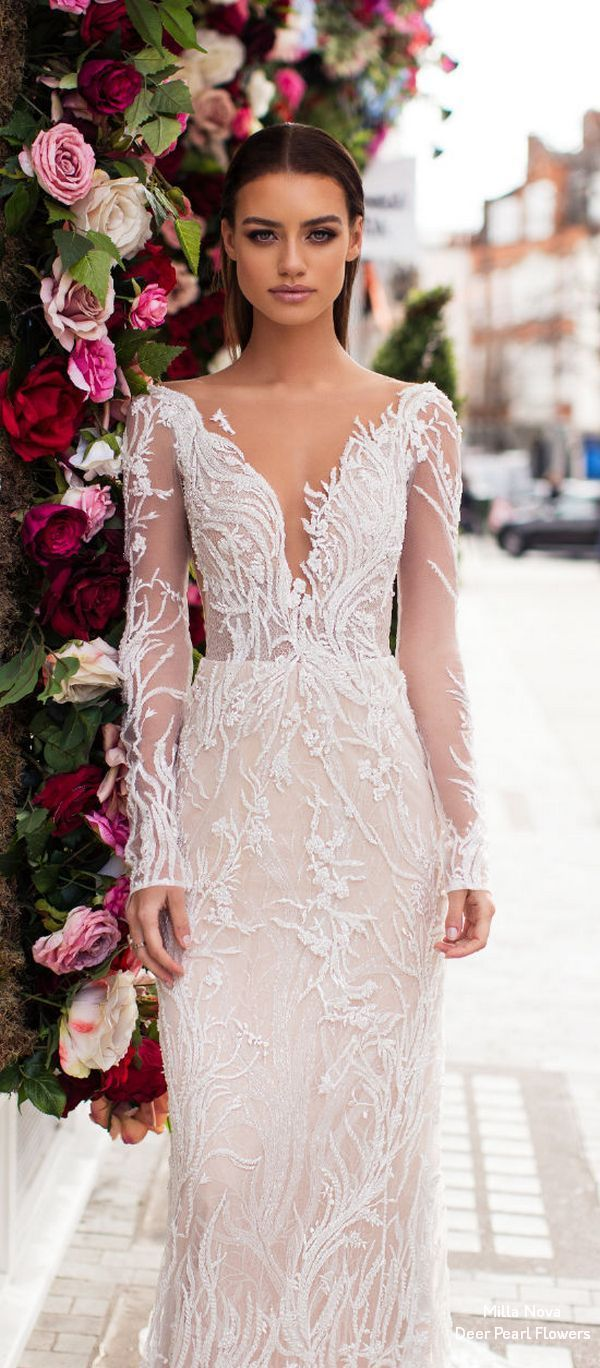 Milla Nova Blooming London 2019 Wedding Dresses Chloe 3