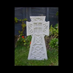 Interlinks Cross. Hand sculptured by Wendy Turner. ArtT