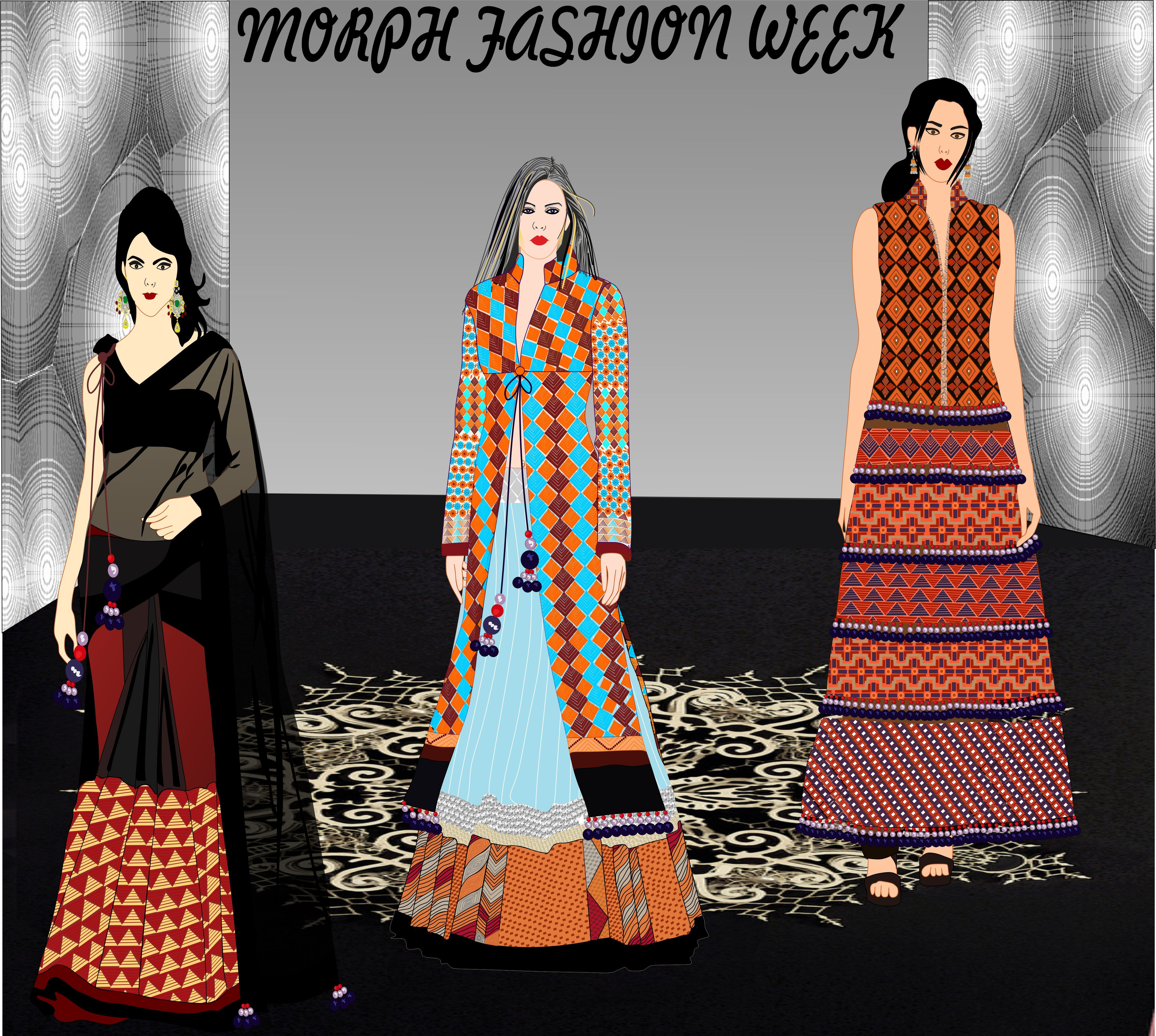 Morph Academy Is The Best Fashion Designing Institute College In Chandigarh Fashion Designing Institute Fashion Design Cool Style