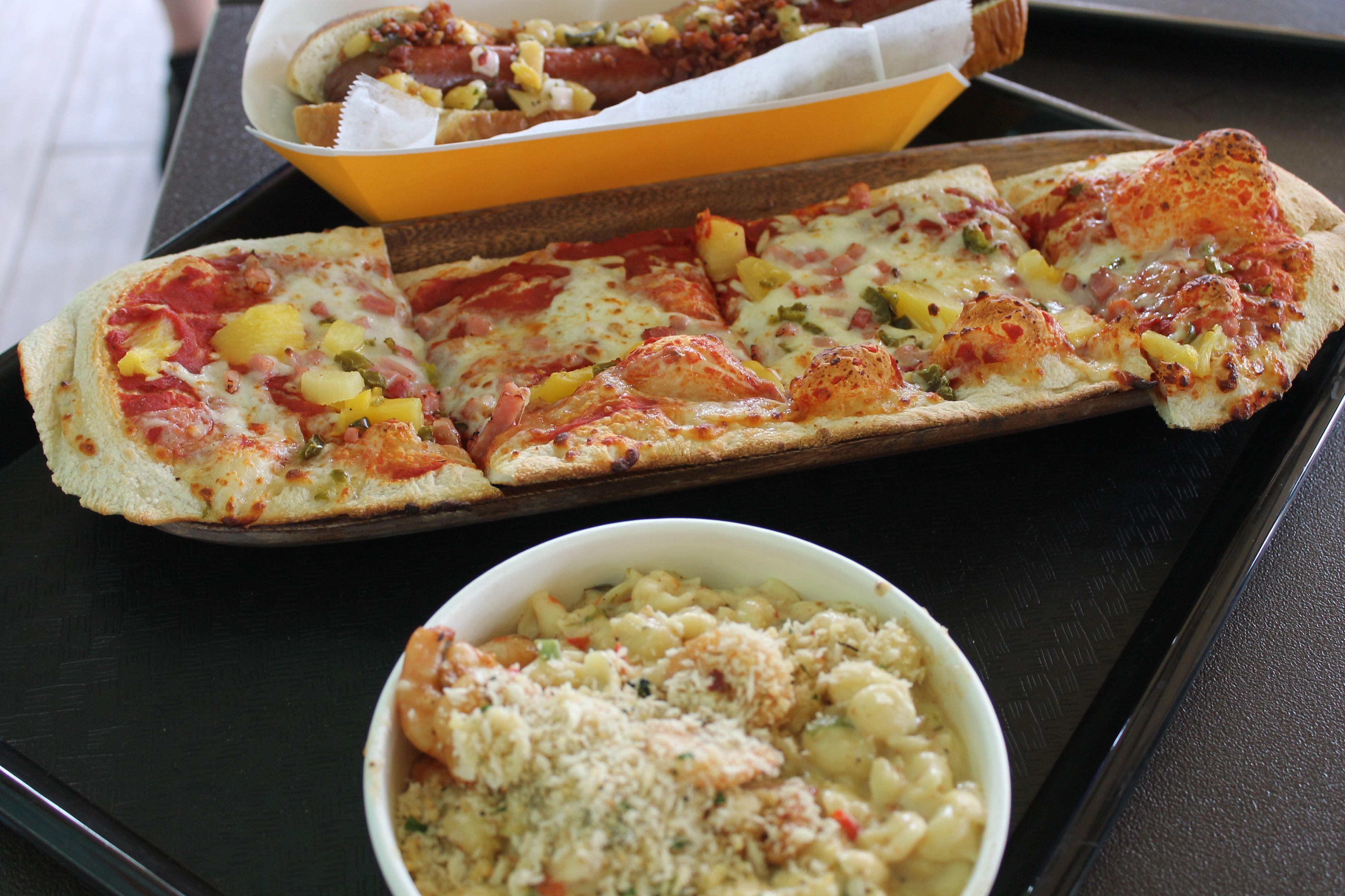Universal's Volcano Bay Food