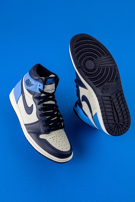 Air Jordan 1 Retro High Og Obsidian University Blue Nike Jordans Air Jordan 1 Retro High Og Obsidian University Blue 555088 140 2019 In 2020 Black Nike Shoes Jordan Shoes Girls Hype Shoes