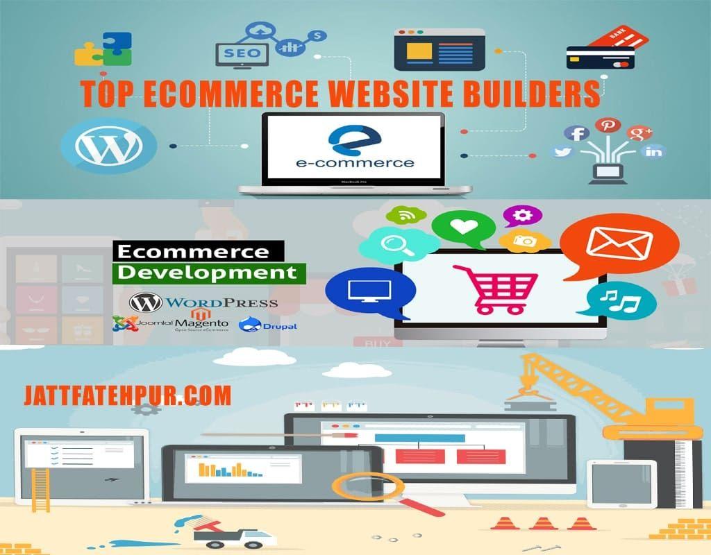 Top Website Builders to Create Stunning