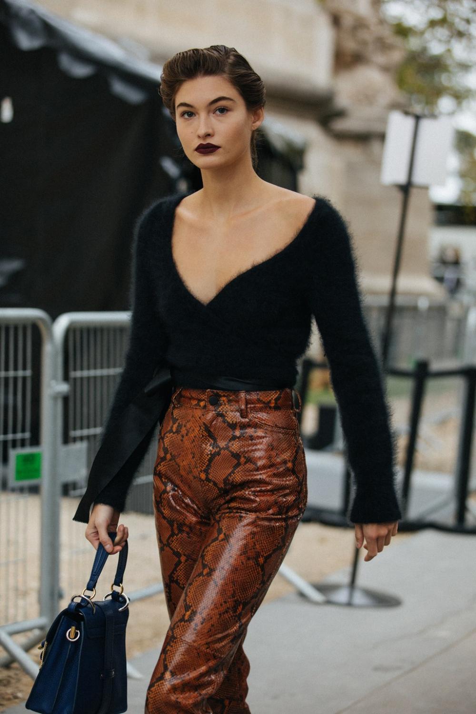 Photo of Street style : les plus beaux looks beauté aperçus à la Fashion Week de Paris