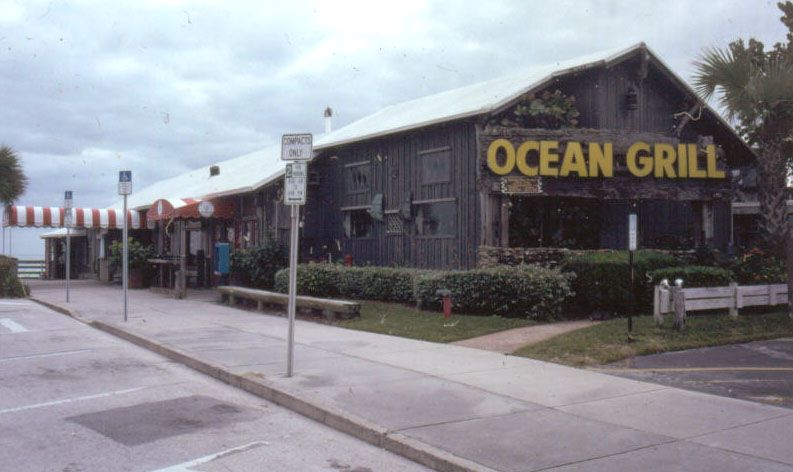 Old Photo Of The Patio Restaurant In Vero Beach   Google Search