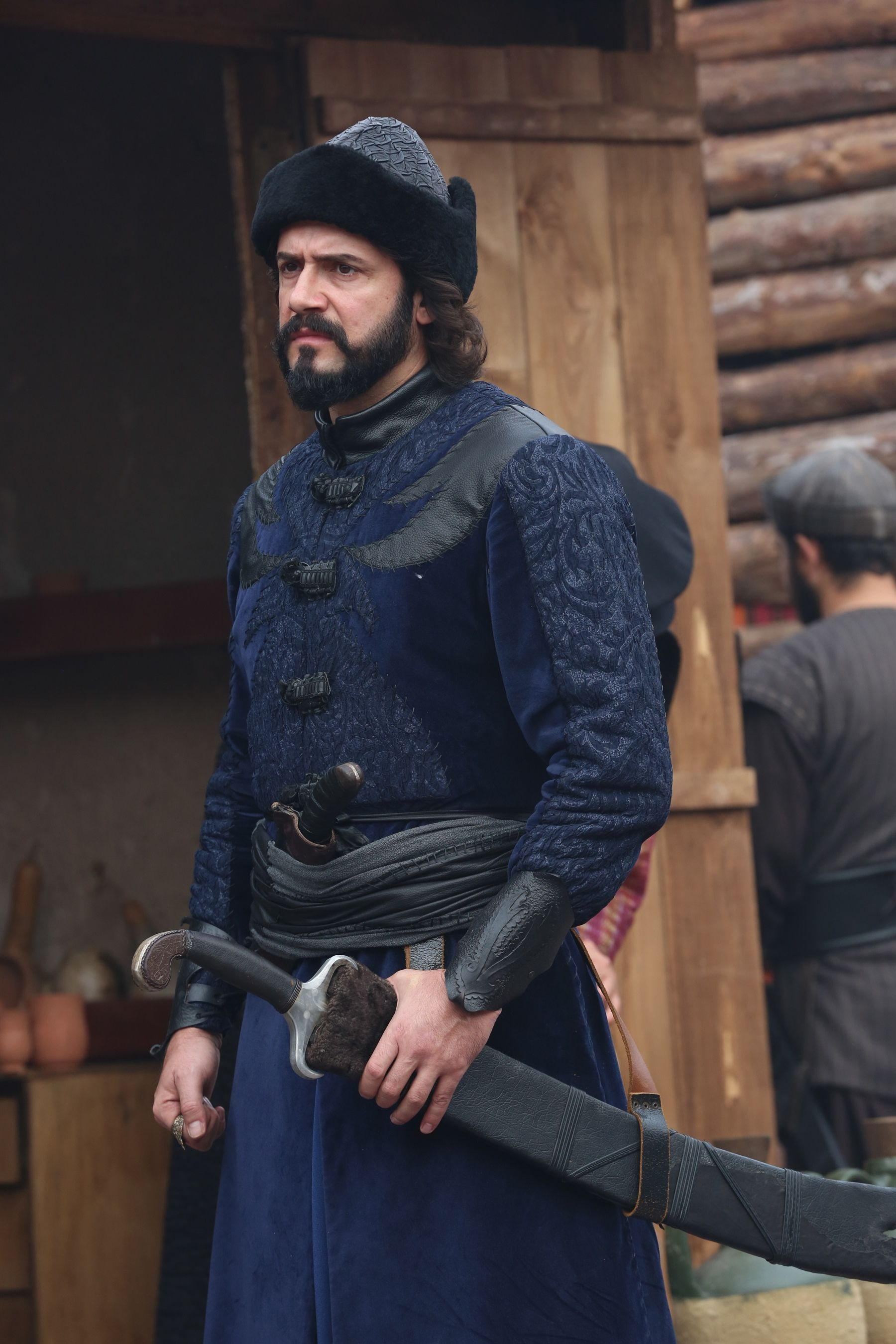 Cem Uçan ''ALİYAR BEY'' | Ertugrul in 2019 | Turkish actors, Actor