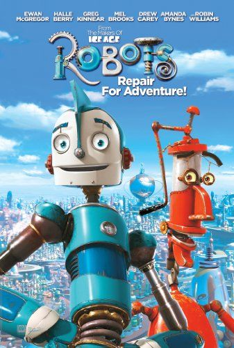 Robots 2005 Com Imagens Filmes Infantil Para Assistir