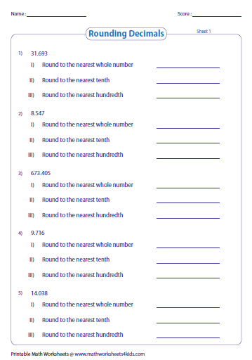 Rounding Decimals   5th grade   Rounding decimals worksheet besides 5th grade Math Worksheets  Rounding decimals   Greats besides Simple Rounding With Decimals likewise rounding worksheets 5th grade – gizmonut furthermore Rounding Decimals Worksheet 5th Grade Pdf And Estimating Worksheets likewise Rounding Decimals Worksheet Grade 5 Place Value Worksheets Grades 3 besides Rounding Decimals Worksheet 5Th Grade   Lobo Black besides 64 Best Rounding decimals  images   Clroom ideas  Clroom setup besides Rounding Math Games 5th Grade Decimal Numbers Worksheets 5 Decimals in addition  additionally Decimals Worksheets also Rounding Decimals Worksheets by Sy Rees   Teachers Pay Teachers likewise decimals Multiplication Worksheets Math For 5th Grade Rounding likewise  as well Rounding Worksheets   Rounding Worksheets for Practice as well Rounding Worksheets 5th Grade Estimating Quotients Worksheets Grade. on rounding decimals worksheet 5th grade