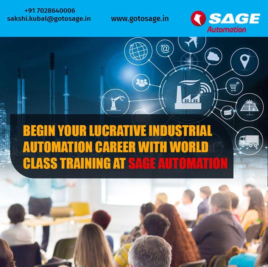 Plc scada automation training institute in thane