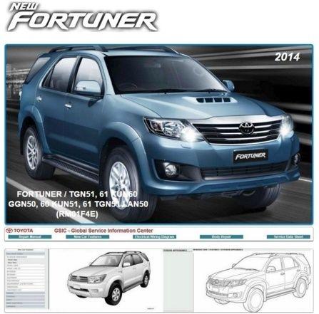 toyota fortuner 2010 2014 gsic tgn51 61 kun 60 ggn50 60 kun51 rh pinterest com Toyota Engine Diagram Toyota Tis Website