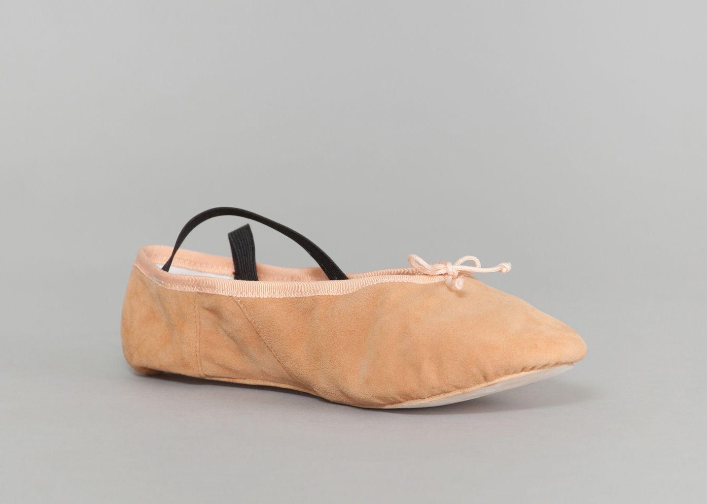 Solana Ballet Shoes Opéra National de Paris Nude LException
