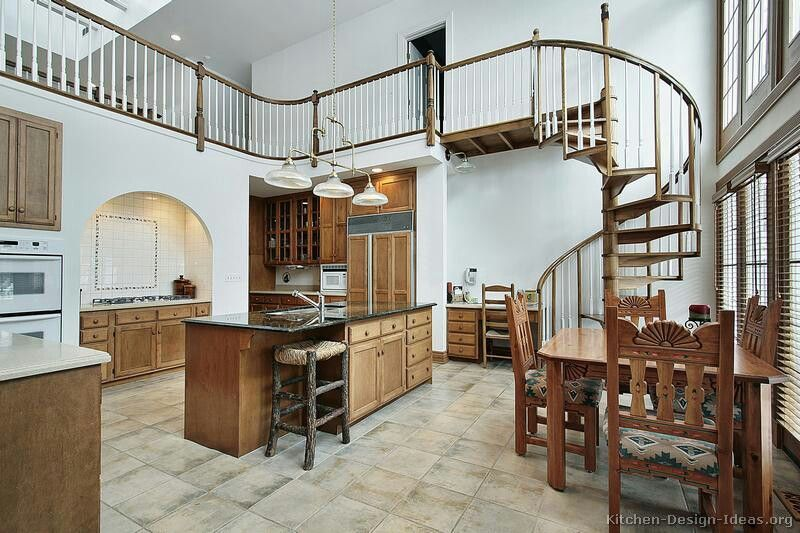 Open Space Natural Lighting Wood Kitchen Light Wood Kitchens Wood Kitchen Cabinets Wood Kitchen