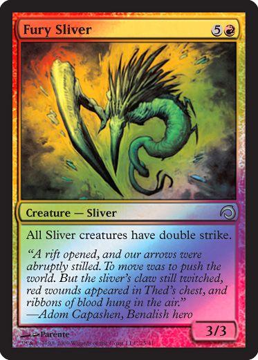 Image Result For Hibernation Sliver Mtg Magic The Gathering Cards Mtg Magic Cards