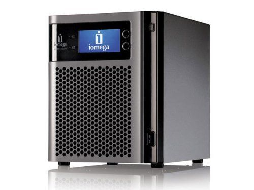 Iomega 35967 StorCenter px4-300d 4 Bay (4 x 1TB) 4TB Server Class Series Network Storage by Iomega. $976.99. From the Manufacturer                            StorCenter px4-300d Network Storage Server  Cloud Edition 4TB (4 x 1TB)                        Business Server-Class Network Storage. Enhanced Data Protection. Remote Content Sharing.  What More Could You Want?     Compact and Secure Server-Class Network Storage for Small Business or Advanced Home Networks    Introducing t...