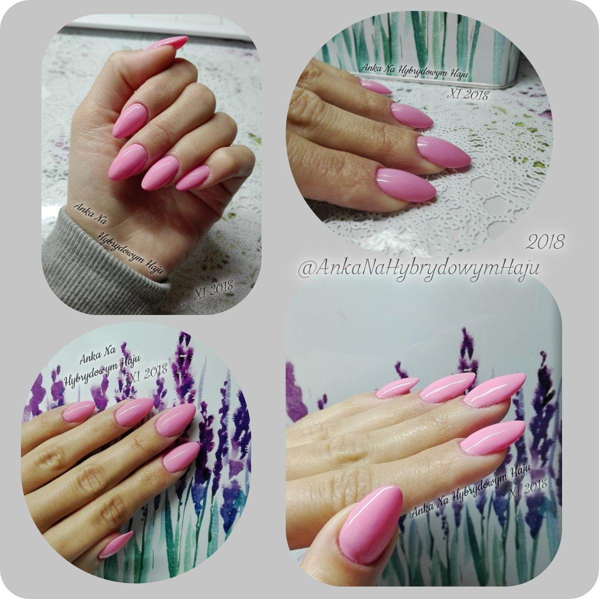 Kobiecedylematy Pinknails Rozowepaznokcie Roz Pink Paznokcie
