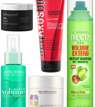 10 Ways To Give Fine Hair Volume