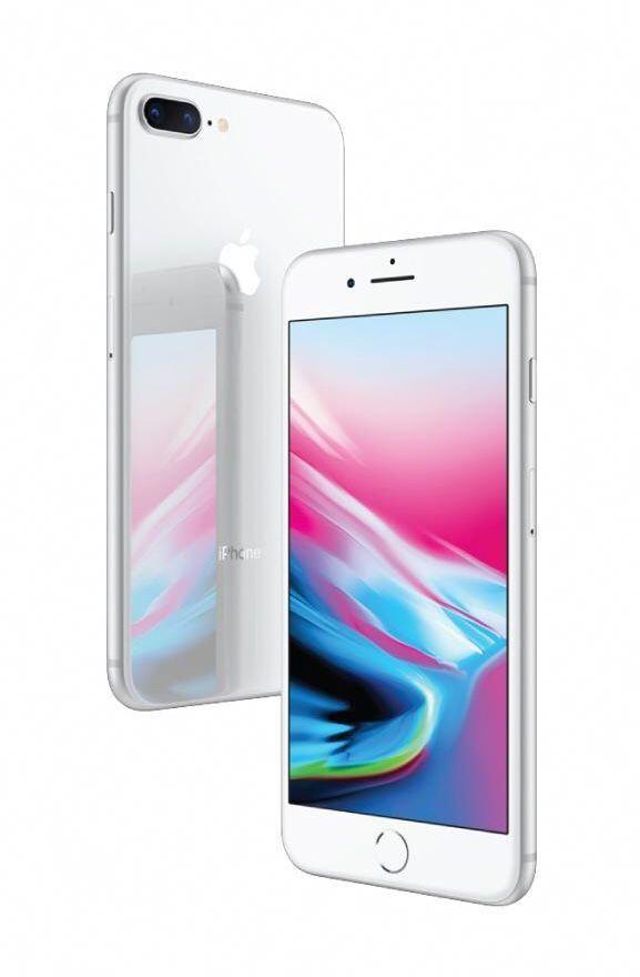 iPhone 8 Plus Argent 64Go iPhone Apple iphone