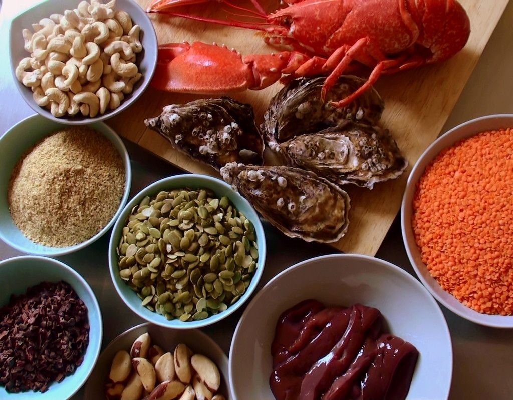 What To Eat After ACL Surgery For a Faster Recovery Zinc