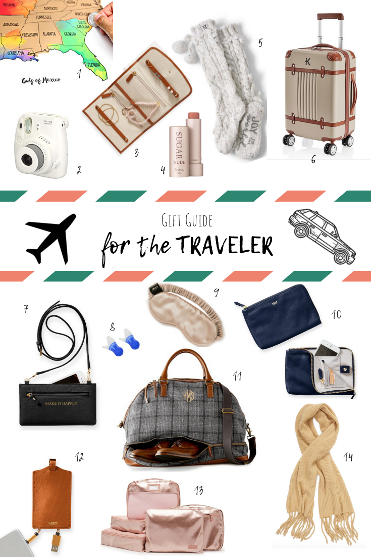 Gift Guide for the Traveler Whether you are traveling for the holidays, or  you have f533d1d355