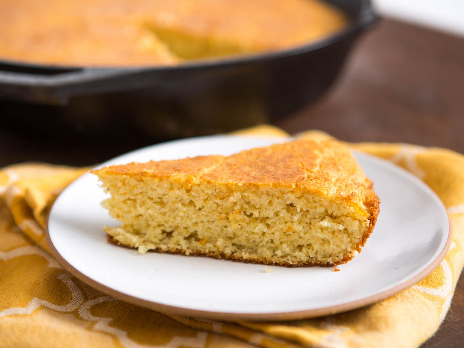 Southern Style Unsweetened Cornbread Recipe Recipe Corn Bread Recipe Unsweetened Cornbread Recipe Food