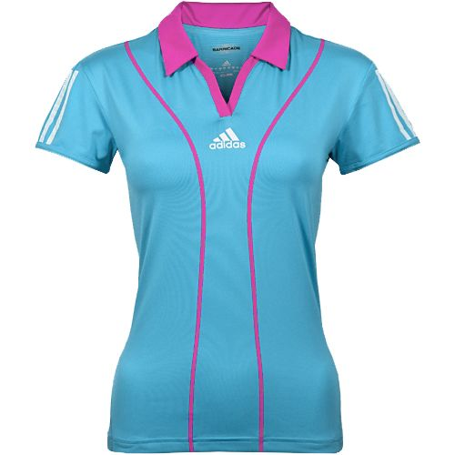 Special Offers Available Click Image Above: Adidas Barricade Cap Sleeve Polo Q3 2011: Adidas Women's Tennis Apparel