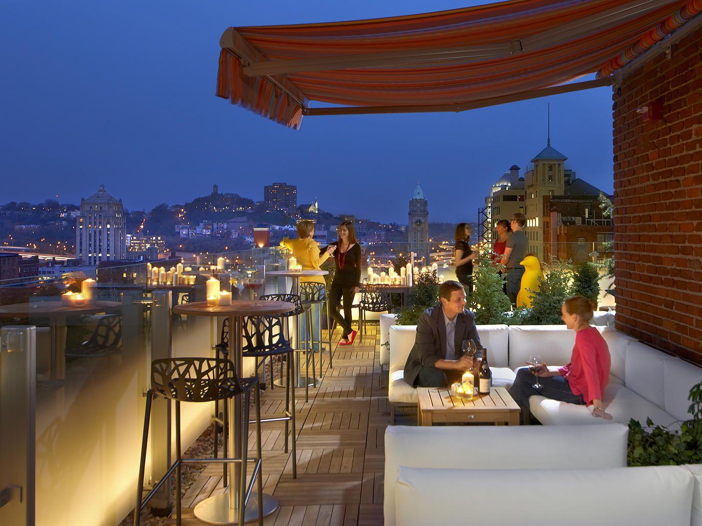 The 24 Best Rooftop Bars In America Cincinnati Rooftop