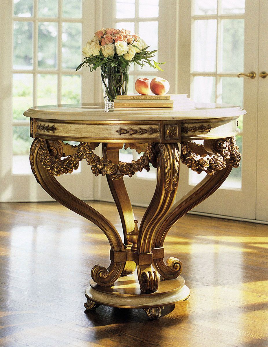 Best Luxurious Interior With Louis Xvi Center Table With 400 x 300